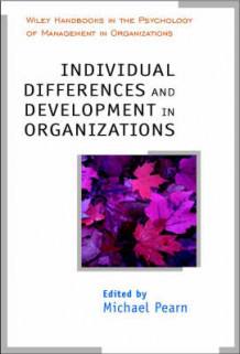 Individual Differences and Development in Organisations (Innbundet)