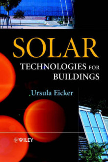 Solar Technologies for Buildings av Ursula Eicker (Innbundet)