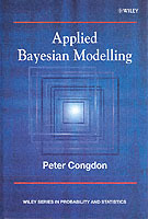 Applied Bayesian Modelling av Peter Congdon (Innbundet)