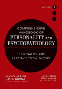 Comprehensive Handbook of Personality and Psychopathology: Personality and Everyday Functioning v. 1 (Innbundet)