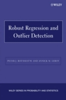 Robust Regression and Outlier Detection av Peter J. Rousseeuw og Annick M. Leroy (Heftet)