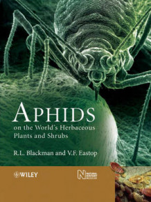 Aphids on the World's Herbaceous Plants and Shrubs av R.L. Blackman og V. F. Eastop (Innbundet)