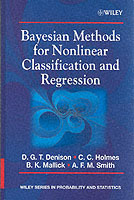 Bayesian Methods for Nonlinear Classification and Regression av David G. T. Denison, Christopher C. Holmes, Bani K. Mallick og Adrian F. M. Smith (Innbundet)