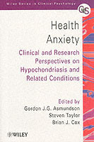 Health Anxiety (Heftet)