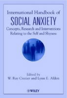 International Handbook of Social Anxiety (Innbundet)