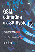 GSM and cdmaOne av Raymond Steele, Chin-Chun Lee, Peter Gould og Lee Chin-Chun (Innbundet)