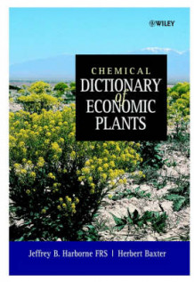 Chemical Dictionary of Economic Plants (Innbundet)