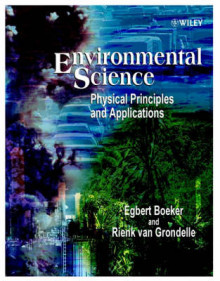 Environmental Science av Egbert Boeker og Rienk van Grondelle (Heftet)