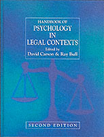 Handbook of Psychology in Legal Contexts (Innbundet)