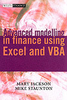 Advanced Modelling in Finance Using Excel and VBA av Mary Jackson og Mike Staunton (Innbundet)