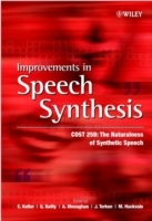 Improvements in Speech Synthesis (Innbundet)