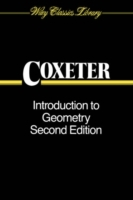 Introduction to Geometry av H. S. M. Coxeter (Heftet)
