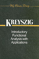 Introductory Functional Analysis with Applications av Erwin Kreyszig (Heftet)