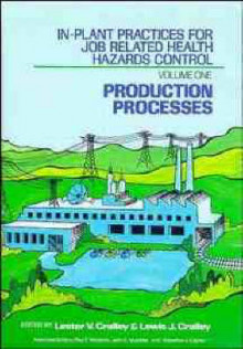 In-plant Practices for Job Related Health Hazards Control av L. V. Cralley og Lewis J. Cralley (Innbundet)