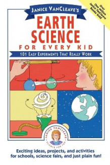 Janice VanCleave's Earth Science for Every Kid av Janice VanCleave (Heftet)