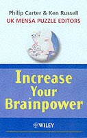 Increase Your Brainpower av Philip J. Carter og Ken Russell (Heftet)