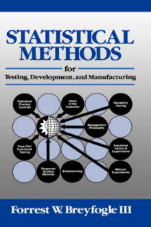 Statistical Methods for Testing, Development and Manufacturing av Forrest W. Breyfogle (Innbundet)