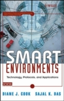 Smart Environments av Diane Cook og Sajal Kumar Das (Innbundet)