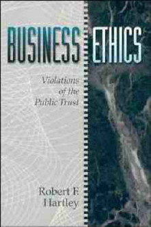 Business Ethics av Robert F. Hartley (Heftet)