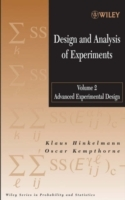 Design and Analysis of Experiments, Volume 2 av Klaus Hinkelmann og Oscar Kempthorne (Innbundet)