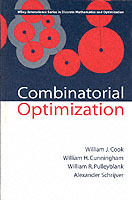 Combinatorial Optimization av W.J. Cook, William H. Cunningham, William  R. Pulleyblank og Alexander Schrijver (Innbundet)