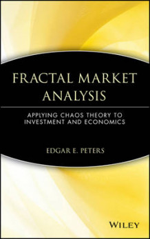Fractal Market Analysis av Edgar E. Peters (Innbundet)