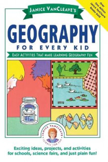 Janice VanCleave's Geography for Every Kid av Janice VanCleave (Heftet)