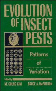 Evolution of Insect Pests (Innbundet)