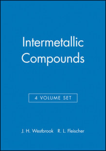 Intermetallic Compounds av J. H. Westbrook (Heftet)