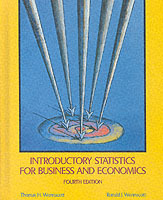 Introductory Statistics for Business and Economics av Thomas H. Wonnacott og Ronald J. Wonnacott (Innbundet)