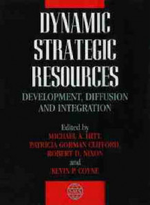 Dynamic Strategic Resources (Innbundet)