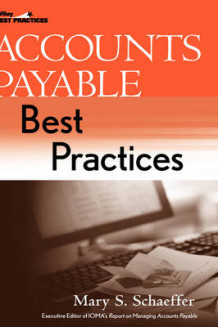 Accounts Payable Best Practices av Mary S. Schaeffer (Innbundet)