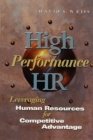 High Impact HR av David S. Weiss (Innbundet)