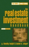 The Real Estate Investment Handbook av G.Timothy Haight og Daniel D. Singer (Innbundet)