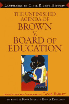 The Unfinished Agenda of Brown v. Board of Education av James Anderson og Dara N. Byrne (Innbundet)