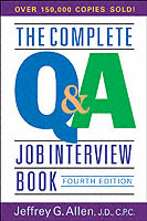 The Complete Q&A Job Interview Book av Jeffrey G. Allen (Heftet)