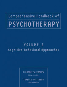 Comprehensive Handbook of Psychotherapy: Cognitive-Behavioral Approaches v. 2 (Heftet)