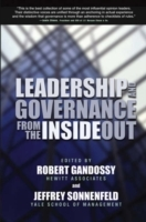 Leadership and Governance from the Inside Out (Innbundet)