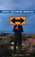 Great Software Debates av Alan M. Davis (Innbundet)