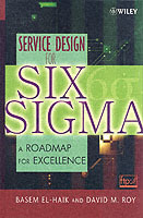Service Design for Six Sigma av Basem El-Haik og David M. Roy (Innbundet)