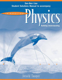 Introductory Physics: Student Solutions Manual av Jerold Touger (Heftet)