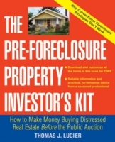 The Pre-Foreclosure Property Investor's Kit av Thomas Lucier (Heftet)