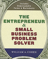Entrepreneur and Small Business Problem Solver av William A. Cohen (Heftet)