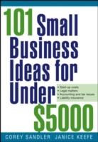 101 Small Business Ideas for Under $5000 av Corey Sandler og Janice Keefe (Heftet)