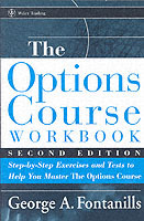 The Options Course Workbook av George A. Fontanills (Heftet)