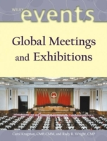Global Meetings and Exhibitions av Carol Krugman og Rudy R. Wright (Innbundet)