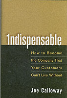 Indispensable av Joe Calloway (Innbundet)
