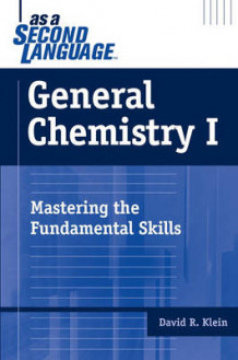 General Chemistry I as a Second Language av David R. Klein (Heftet)
