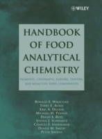 Handbook of Food Analytical Chemistry: Pigments, Colorants, Flavors, Texture, and Bioactive Food Components v. 2 (Innbundet)