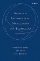 Handbook of Environmental Management and Technology av Gwendolyn Burke, Ben Ramnarine Singh og Louis Theodore (Heftet)